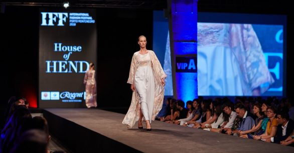 Spring Blossom Collection: International Fashion Festival, Porto Montenegro