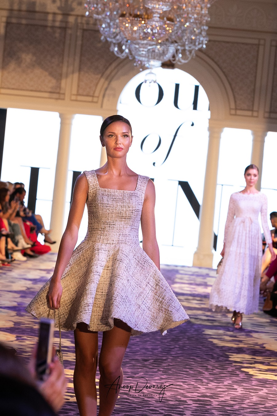 Fashion and Glamour at The Royal Gala